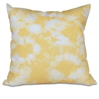Chillax 16-inch Geometric Print Pillow