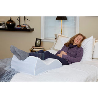 Adjustable Leg Circulation Support Cushion