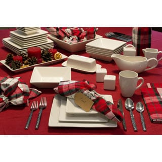 Simply Square 40pc Set