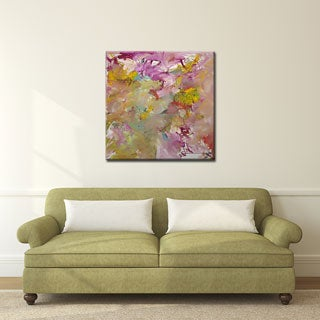 Ready2HangArt Zane 'Abstract XI' Canvas Wall Art