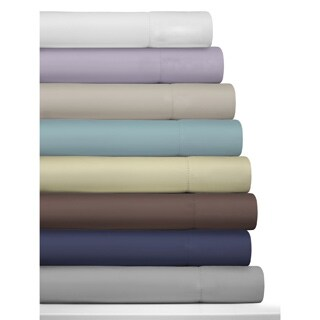 Tribeca Living 800 Thread Count Egyptian Cotton Pillowcases (Set of 2) (2 options available)