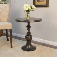 Copper Grove Buffalo Accent Table