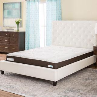 ComforPedic from Beautyrest 8-inch Twin-size Memory Foam Mattress