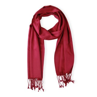Saachi Women's Satin Muffler Scarf (India)