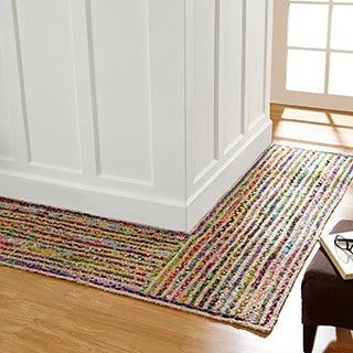 Astoria L-shaped Indoor Accent Rug By Better Trends (2' x 5')