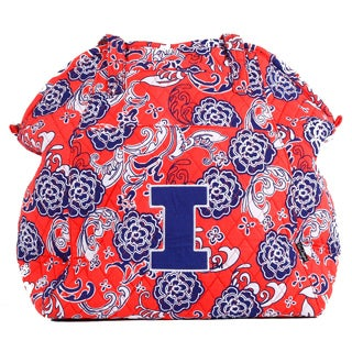 K-Sports Illinois Fighting Illini Yoga Bag - Blue