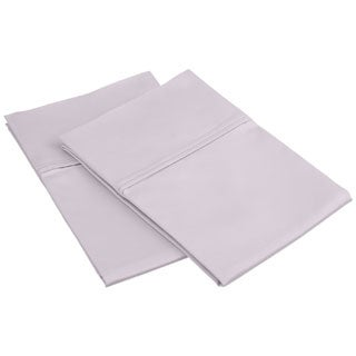 Superior 100-percent Premium Combed Cotton 450TC Pillowcases (Set of 2)
