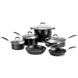 Momscook Signature Induction Compatible Nonstick 10-piece Cookware Set