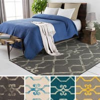 Hand-Tufted Winona Wool Rug (8' x 10')