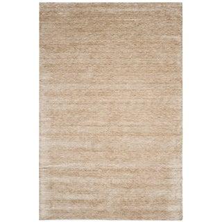 Safavieh Handmade Mirage Modern Sandstone Wool Rug (9' x 12')