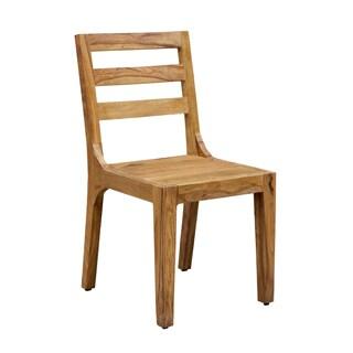 Handmade Wanderloot Urban Sheesham Dining Chair (India)