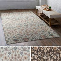 Gracewood Hollow Delany Hand-tufted Wool Area Rug - 8' x 10'