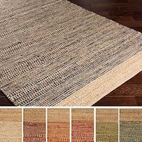 Hand Woven Sandbach Jute/Cotton Area Rug - 8' x 10'
