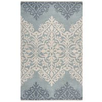 Rizzy Home Marianna Fields Collection MF9444/MF9448 Area Rug (5' x 8') - 5' x 8'
