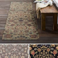 Gracewood Hollow Delany Hand-tufted Wool Runner Rug - 2'6 x 8'