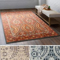 Hand Tufted Rochdale Wool Area Rug (9' x 13')