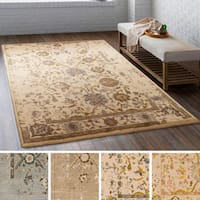 Hand Tufted Staveley Wool Area Rug (6' x 9')