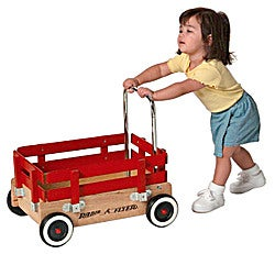 Radio Flyer Walker Wagon - Free Shipping On Orders Over ...