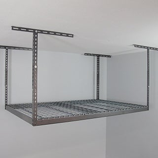 MonsterRax 4' x 6' Overhead Garage Storage Rack