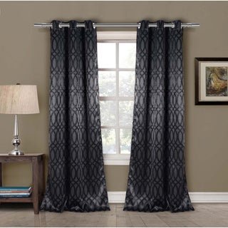 Duck River Tayla Blackout Grommet Window Curtain Panel Pair