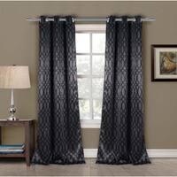Duck River Tayla Blackout Grommet Window Curtain Panel Pair