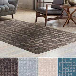 Hand Hooked Graben Cotton/Viscose Rug (8' x 10')