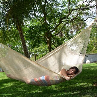 Large Hammock Overstock#14 Off-White Color