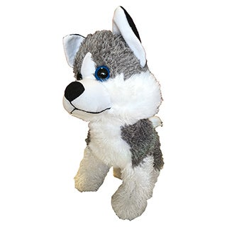 Classic Toy Company Juneau the Husky