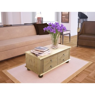 Coco 2-door Coffee Table