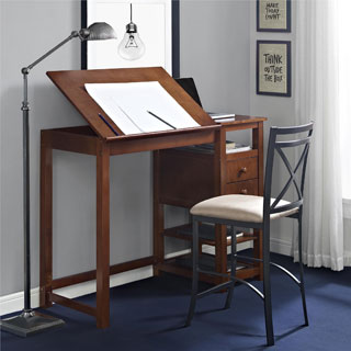 Dorel Living Counter Height Desk