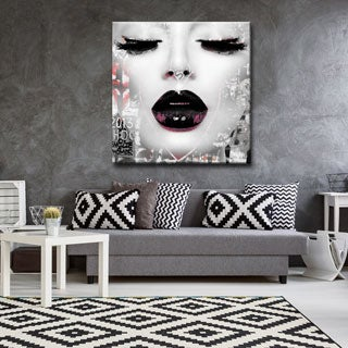 Ready2HangArt Urban Fashion Canvas Art