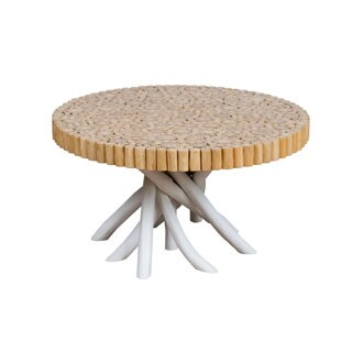 Crafted Home's Eden Round Coffee Table