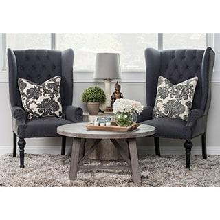 Kosas Home Eleanor Wingback Chair