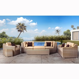 St. Martin 7 Piece Outdoor Seating Set
