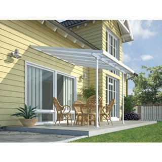 Palram Feria White 10ft. x 10ft. Patio Cover