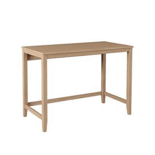 Milas Ash or White Wood Desk