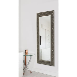 American Made Rayne Opulent Silver Beveled Body Mirror