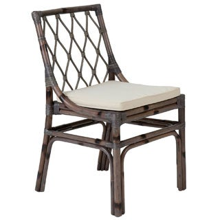 Crafted Home's Sarasi rattan Side Chair