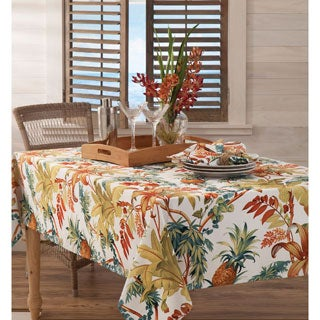 Tommy Bahama Tortuga Indoor / Outdoor Tableloth
