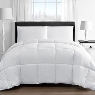 All-season White Down Alternative Comforter/ Duvet Insert