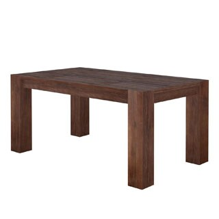 Scandinavian Lifestyle Acacia Medium Dining Table