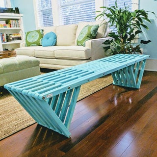 GloDea X70 Eco-friendly Wooden Bench