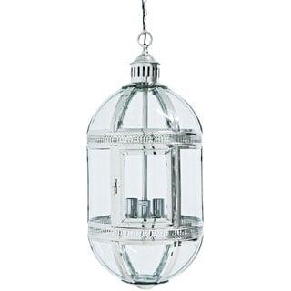 Madrid Capsule Hanging Lamp Nickel