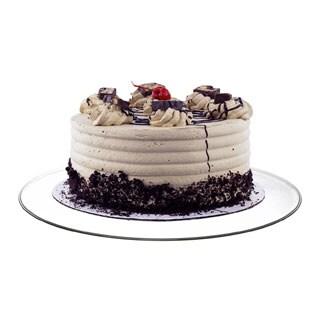 Glass Revolving Cake Stand