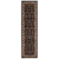 Nourison Persian Arts Black Area Rug (2'3 x 12')