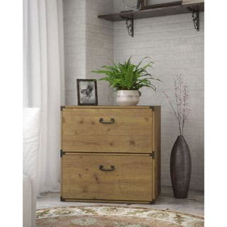 kathy ireland Office Ironworks Vintage Golden Pine Lateral File Cabinet|https://ak1.ostkcdn.com/images/products/P18529800jt.jpg?impolicy=medium
