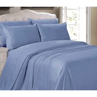 Gracewood Hollow Betjeman Rayon from Bamboo Cotton Blended Sheet Set