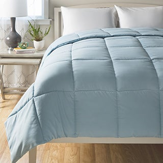 Cheer Collection All Season Down Alternative Hypoallergenic Comforter (More options available)