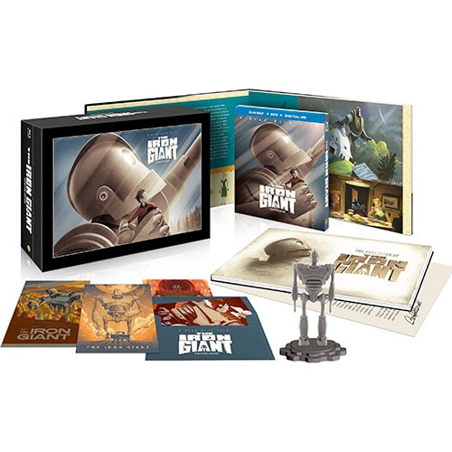 The Iron Giant: Signature Edition Ultimate Collector's Edition (Blu-ray Disc)