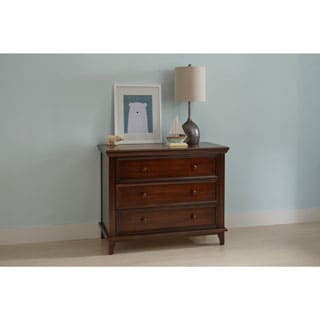 Kolcraft 3-drawer Transitional Morocco Dresser